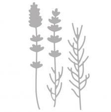 Troquel Lavanda 1,3 a 8,8 cm