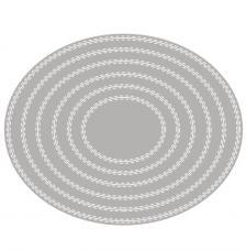 Troquel 6 Ovalos 13,8x11,2cm
