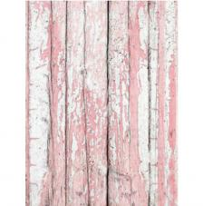 Papel Arroz Madera Rosa 30x41 cm