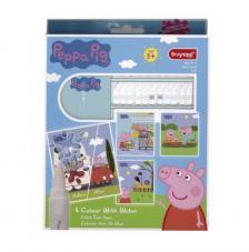 Set Colorear con agua Peppa Pig