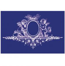 Stencil My Style Angeles Ornamentos 14,8x21 cm