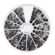 Hot Fix 580 ut. 2-5 mm Cristal