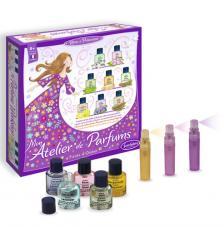 Mi taller de perfumes flores de oriente