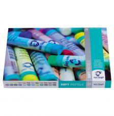 Set 24 barras pastel Suave Van Gogh