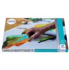 Set 48 barras pastel Suave Van Gogh