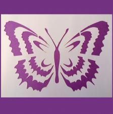 Stencil Mariposa 3 15x20 cm