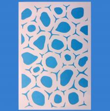 Stencil Fondo 5 20x30 cm