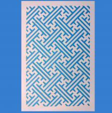 Stencil Fondo 7 20x30 cm