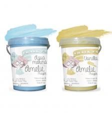 Chalk Paint Amelie 1 Litro. 54 colores.