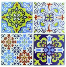 Pegatina Mosaico 26,5x31 cm. Modelo 24