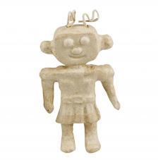 Robot niña 2,2x8x13,5 cm