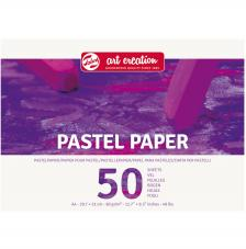 Bloc papel para Pastel Art Creation 50 hojas 90 g/m2. A4