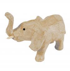 Elefante de pie 11x5x8 cm