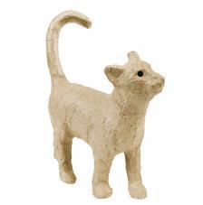 Gato andando 12x5x11 cm