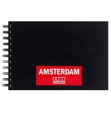 Bloc para rotulador Amsterdam Tapa Dura 30 hojas 250 g/m2. A5