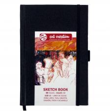 Cuaderno boceto tapa dura Art Creation 80 hojas 110 g/m2. 14x21 cm