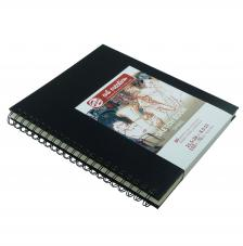 Cuaderno boceto tapa dura espiral Art Creation 80 hojas 110 g/m2. 21,5x28 cm