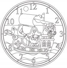 Diseños Reloj +6 años
