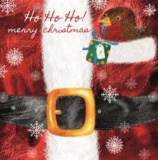 20 Servilletas Navidad. Cinturón Santa Claus