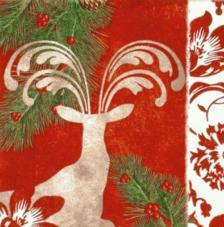 20 Servilletas Navidad. Emoción