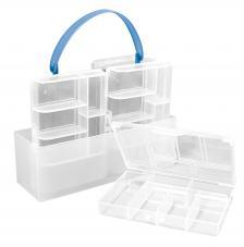 Caja 24 compartimentos 18x13x5 cm
