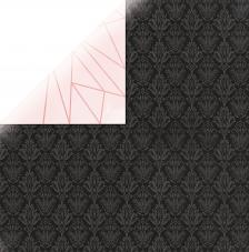 Papel doble cara 30,5 x 30,5 cm. Auroral