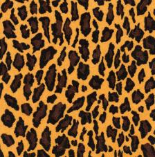 20 Servilletas. Leopard