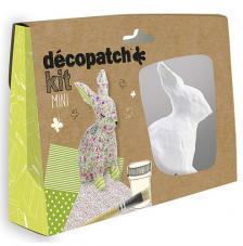 Mini-kit Decopatch Conejo