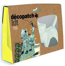 Mini-kit Decopatch Gato