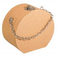 Bolco cadena metal 16,5x15,5x8,5cm