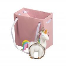 Llavero Unicornio 4,5x9,5x1,5cm