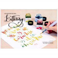 Libro Los Secretos de Lettering