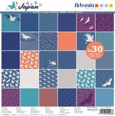 Bloc papel Japan Artemio 60 hojas 170 gr