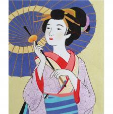 Geisha Paraguas. 2 medidas disponibles