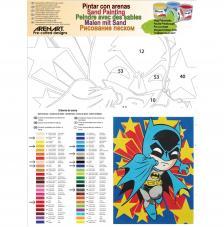Diseños Lámina Superhéroe +6 Años