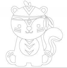 Mascota 1. 20x20 cm Precortado