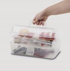 Caja plástico 31x17x15 cm
