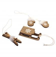 Kit accesorio decorativo navidad 1