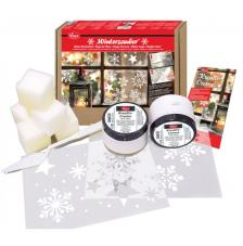 Kit pintura efecto nieve Viva Decor
