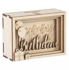 Tu historia en una caja - Birthday