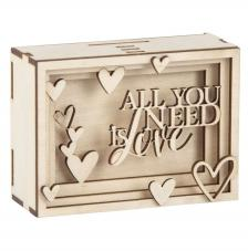 Tu historia en una caja - All you need is