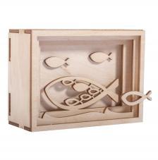 Tu historia en una caja - Pez