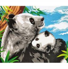 Familia Panda. 2 medidas disponibles