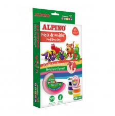 Magic Dough Funny Animals 6 colores x 40 gr