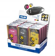 Caja expositora 12 cajas Capsule Cutter