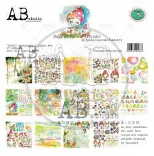 Magic Wispers of Fairytales AB STUDIO 30x30 7und. AB15