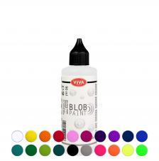Blob Paint 90 ml. Gama de 20 colores