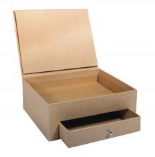 Caja cajón portafoto 20x15,3x7,5 cm