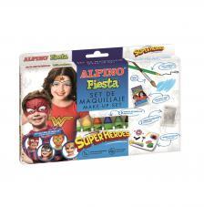 Kit maquillatge Superheroes