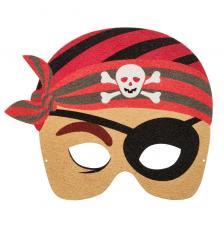 Máscara Carnaval Pirata Boy 2